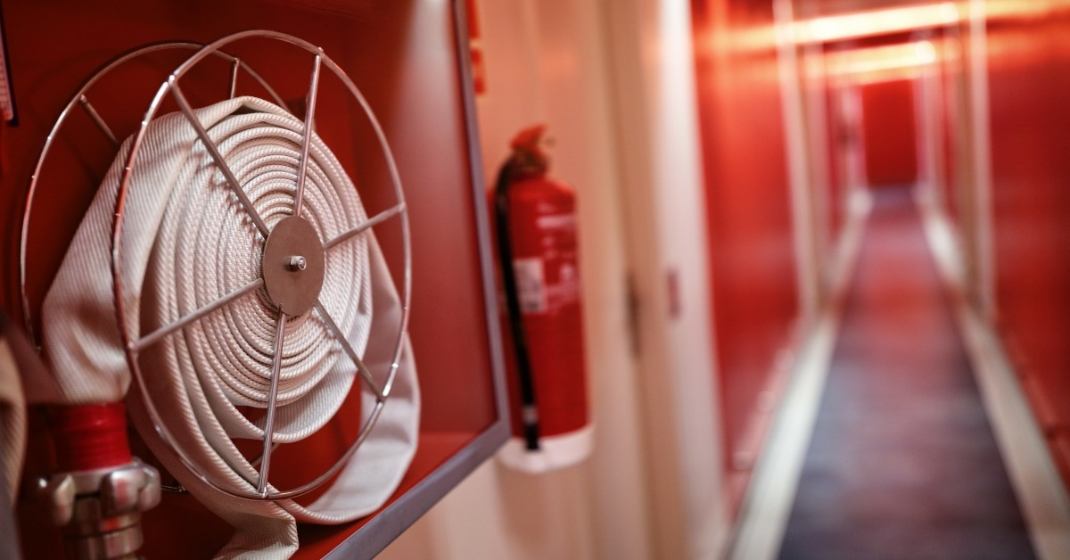 5 Pieces Of Fire Safety Equipment You Need For Your Business | Firetech Global